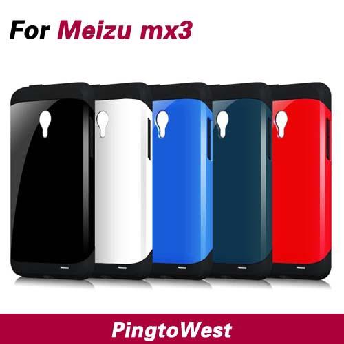все цены на  Чехол для для мобильных телефонов I Pmart Meizu MX3 Meizu MX 3  онлайн