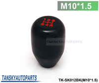 Tansky - (M10*1.5) Racing 5 SPeed Car Shift Knobs (Default Color is Black) TK-SK012BK (M10*1.5)