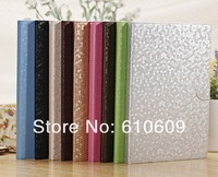Wholesale - Folio Luxury Diamond PU Leather Case Cover Shell Stand for Apple iPad 5 iPad Air 9.7""