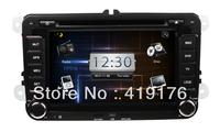 """Hot sales!!! HD7"""" Car DVD Player For Volkswagen MAGOTAN,PASSAT,SAGITAR,TIGUAN,TOURAN,SKODA,SEAT,CC,POLO,Golf 6;car dvd;dvd gps"""