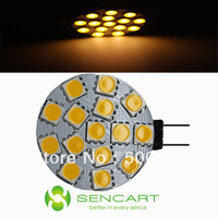 G4 GU4 GU5.3 MR11  15SMD 5060LED 4.5W Warm white 280-320LM 3000-3500K 9-36V