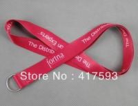 free shipping custom plain economy lanyards or neck cords, popular printed lanyards, supervalue,dye sublimated your logo