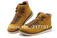 Free Shipping Fur Lining High Quality Winter Men Boots Fashion Flat Lace-up Sneakers for Men Brand Deisgn Men Shoes
