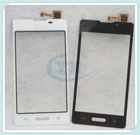 Free shipping E450 E460 touch screen for LG touch
