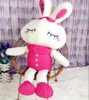 LOVE rabbit Plush Bunny cartoon dolls plush toys children plush toys kids lovely toy 30cm