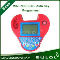 best reputation!! Super Mini Version ZedBull Smart Zed-Bull Key Transponder mini zed bull obd 2,transponder key programming tool