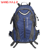 Free shipping Outdoor mountaineering bag double-shoulder 45l double-shoulder travel bag mountaineering bag