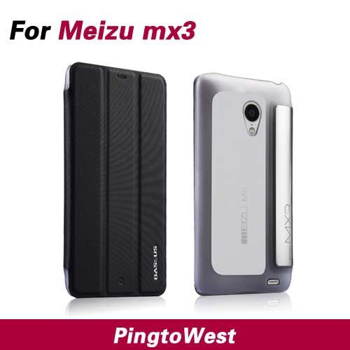 все цены на  Чехол для для мобильных телефонов BASEUS Meizu MX3 3 Meizu MX 3  онлайн
