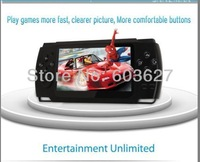 "4.3"" Android 4.0 GP33003 1.2Ghz 512MB 2GB(4GB/8GB/16GB/32GB) Dual cameras WIFI 3D game multi-touch 3D game player console"