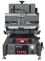 Desktop Vacuum Screen Printer With Rodless Cylinder