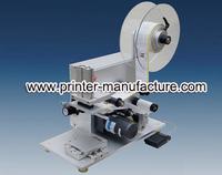 Flat Labeling Machine Flat Surface Label Applicator
