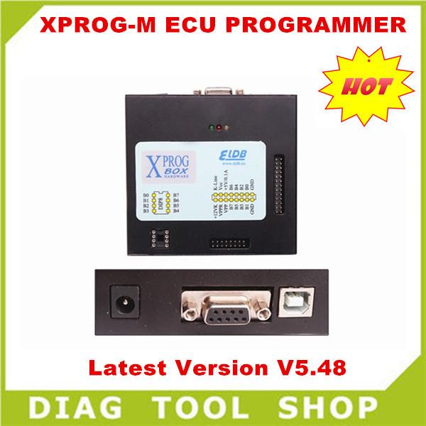 2014 Latest Version XPROGM 5.48 ECU PROGRAMMER XPROG M V5.48 Universal