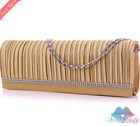 Wholesale The new silk bag lady holding a banquet bag portable oblique satchel bag 7021