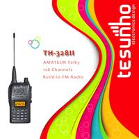 TESUNHO TH-328II handy wireless pc programmable handheld long range walki taky