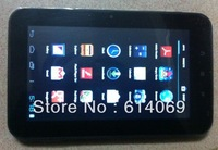 Clearance sale tablet pc 7 inch hdmi android 4.0 camera capacitive touch with black color 50pcs/lot