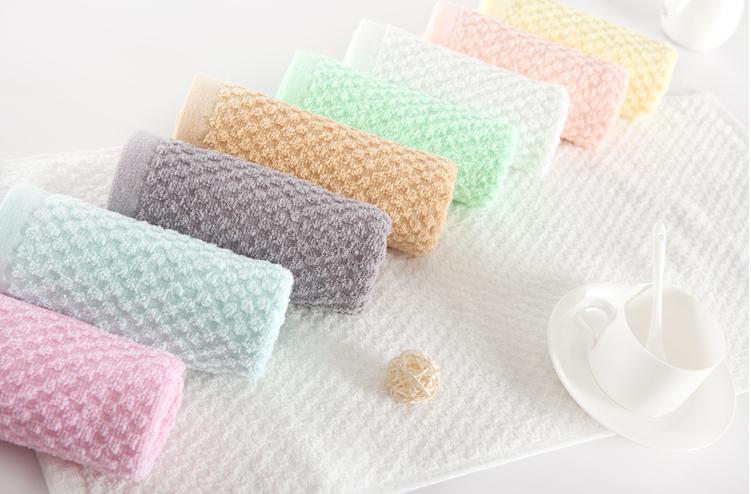 Baño One Piece Trebol:Pcs 10/gran cantidad de algodón plato toallas jacquard té/toallas de