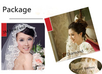 Royal lace fashion autumn and winter long-sleeve 2013 princess bride wedding qi