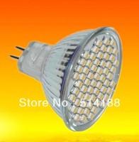 10X Factory direct price! 60pcs 3528SMD led lamp light bulb spotlight for home MR16 high power 5W best quality 220V