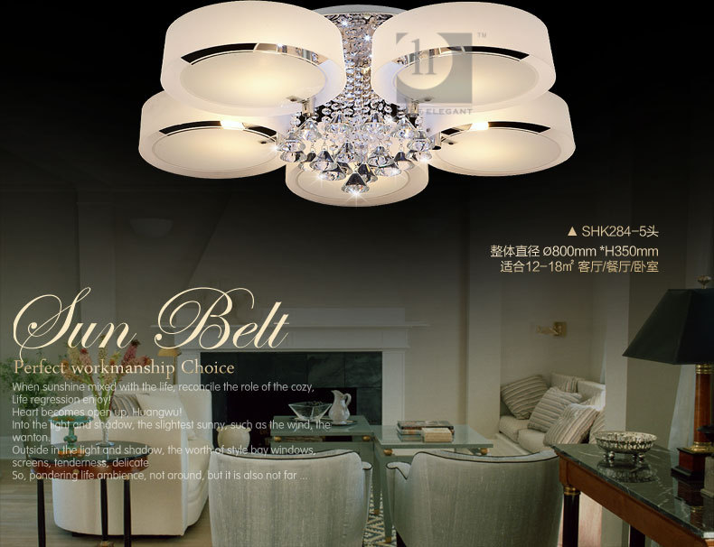 LED Ceiling Light Dining Room 790 x 606