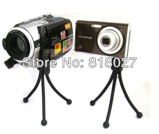 Portable tripod for camera Joby gorillapod Table tripod for DSLR\Digital Single Lens Reflex\cameras Free shipping(China (Mainland))