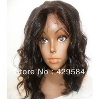 Free shipping ,Handtied Body Wave  Full lace wigs ,Natural Hairline Invisiable Softest, Indian Remy Human Hair ,Guaranteed