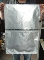Free shipping,60x75cm (23.6''x29.5'') 5 Gallon mylar bags,foil mylar bags,Large aluminum foil bags