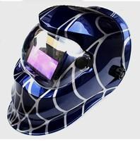 Lithium Battery solar welding helmet auto darkening/face mask/Electric welding mask/cap for welding machine and plasma cutter