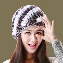 popular big fur hat