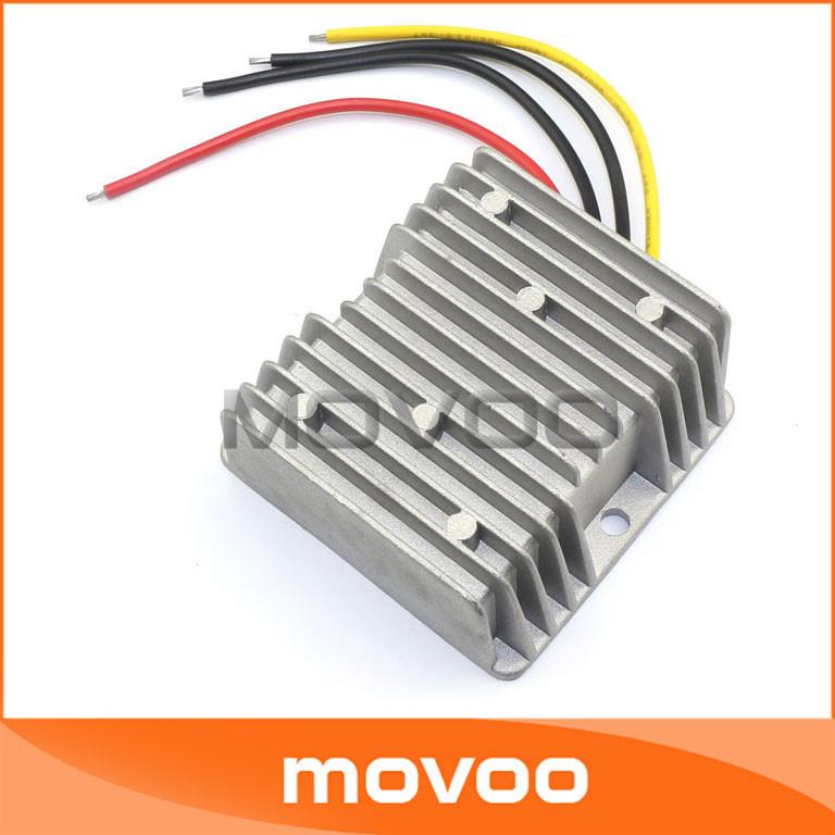 DC Step-down Voltage Regulator DC 12V/24V to 3.3V 10A Buck Converter for Solar/Wind Energy/Battery and DIY etc #090069(China (Mainland))