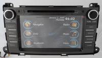 Toyota Sienna auto radio dvd car gps navigation system
