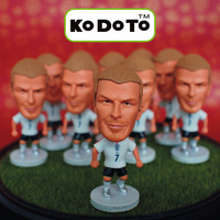 KODOTO 7# BECKHAM (ENG) Soccer Doll (Global Free shipping)