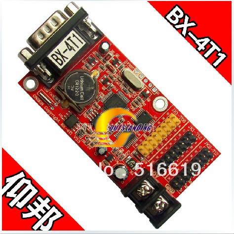 Livraison gratuite les quatre génération de système de contrôle/bx- 4t1/led./affichage led carte de contrôle/nouvelle mise à jour 32*512 points