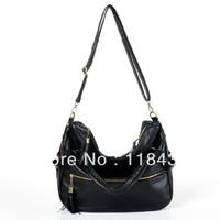 NEW fashion tassel rivet shoulder bag handbag messenger bag big bags women's handbag female bag