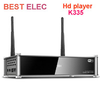 Kaiboer K355i Network 1080p Full HD Media Player Realtek 1185(Support up to 2TB HDD) with Built-in WiFi