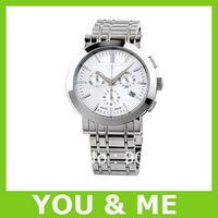 Post free shipping hot sale men's watch BU1372 Stainless Steel Watch Wristwatches+original box
