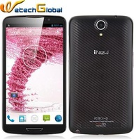 6.5 inch android phones iNew i6000 MTK6589T Quad Core 1.5GHz FHD IPS 1920x1080 pixels Bluetooth GPS 13.0MP Camera