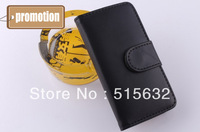 hot! Wallet Style Photo Frame Flip Leather Case For iPhone 4 5 5S 5C With Card Holder Stand Skin Cover