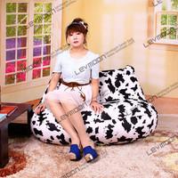 FREE SHIPPING fashion adults bean bag chair cover living room bean bag seat fabric sofa chair living room bean bag sofa