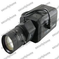 HD 6-60mm Sony(4141+662/663) Effio-V DSP 750TVL 960H WDR Auto IRIS Manual ZOOM CCTV OSD Box Camera