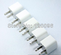 Wholesale 50pcs/lot USB EU AC Power 500mA white Charger Adapter for Apple iPod iPhone 3G 4 4G 4S 4GS