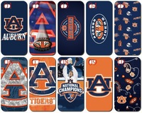 10PCS/lot For bulk new Auburn skin design white hard back cover case for iphone 5C+free shipping