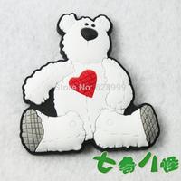 MOQ USD15  refrigerator stickers animal magnets whiteboard magnet bear