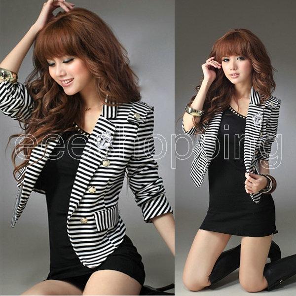 Online Cheap Q565 New Korean Ladies Womens Girls Casual Elegant