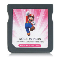 Ace3DS Plus Flahcart flash card Compatible with 3DS v6.3.0-12U/E/J, DSi v1.4.5, DS