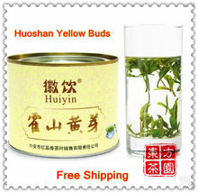 Promotion Sales,50g,Super Quality Organic Huohan Yellow Teeth,Early Spring Yellow Bud Yellow Tea,Health Care Tea, Free Shipping