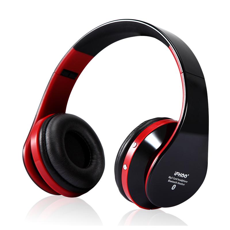 ifkoo ne 750 wireless bluetooth earphones super hifi stereo headphone bass su. Black Bedroom Furniture Sets. Home Design Ideas