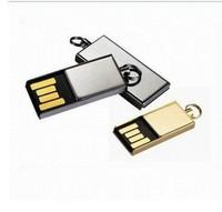 New metal mini waterproof usb 2.0 flash drive pen drive