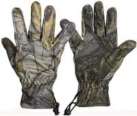 Slip resistant camouflage hunting gloves breathable hiking Camouflage riding gloves fishing gloves