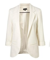new 2013 WOMAN SUIT BLAZER FOLDABLE BRAND JACKET women clothes suit  Coat