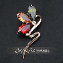 clover brooch price